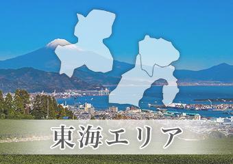 東海エリアのイメージ画像